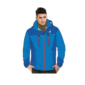 Mens Padded Ski Jacket