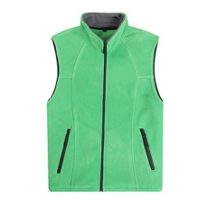 Mens Zipper Outerwear Vest